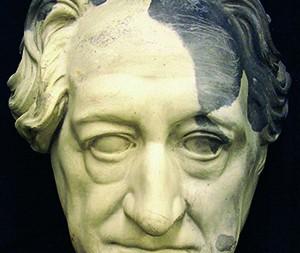 doodmasker van Goethe