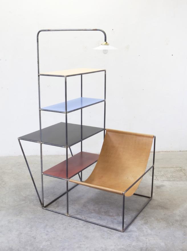 Installation S van Muller-Van Severen, collectie Design museum Gent, ©Fien Muller