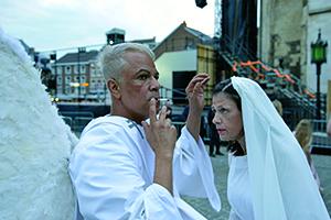 Smoking Angel, foto Paul Koenen