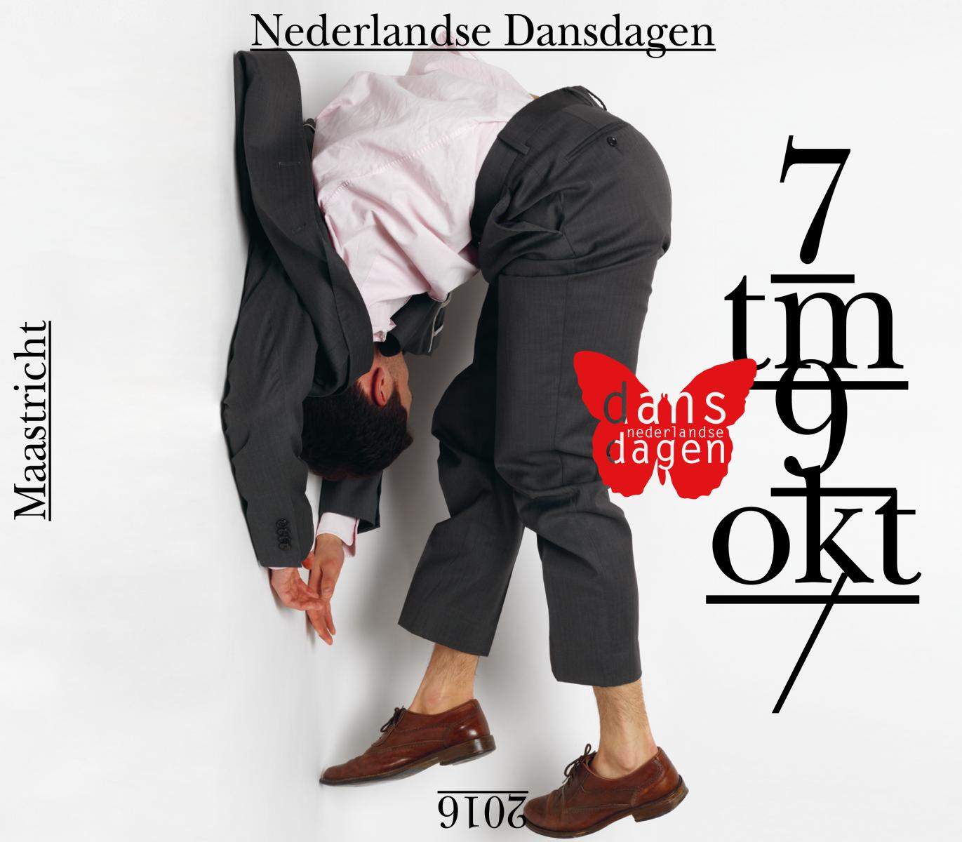 Online Blokadvertentie Nederlandse Dansdagen