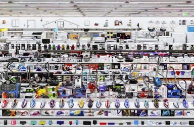 Andreas Gursky, Mediamarkt, 2016