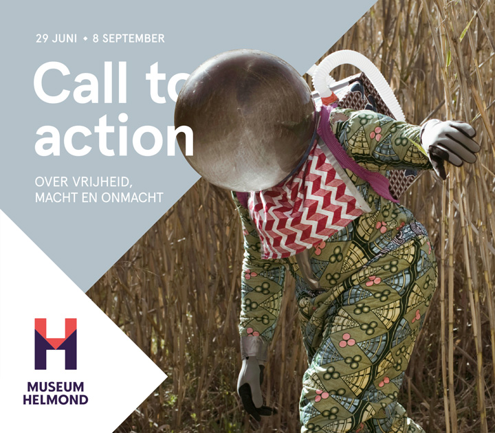 Call to action - Museum Helmond